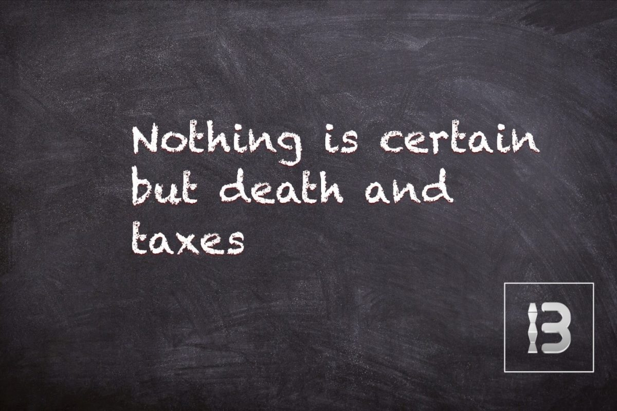 ThreeThings You Need to Know About Taxes At Death